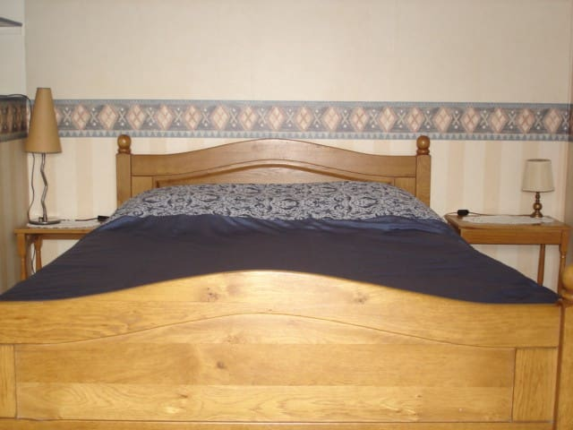 Blauwe kamer - Vollenhove - Bed & Breakfast