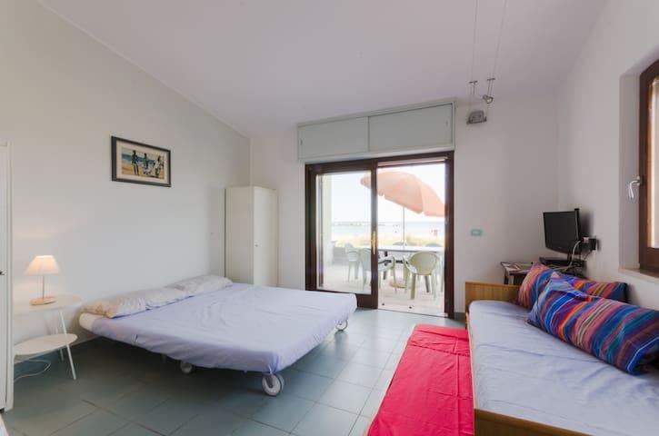La casetta della spiaggia - Ortona - House