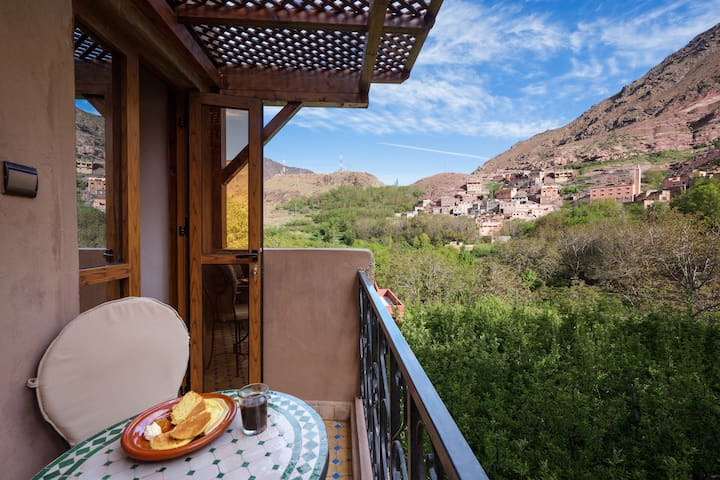 Atlas Mountains Riad Oussagou - Imlil