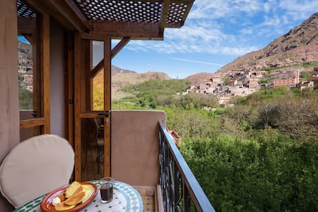 Atlas Mountains Riad oussagou - Imlil - B&B