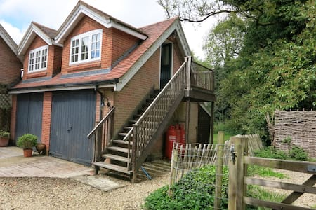 Converted Coach House - Apartment - Alderbury - Loft