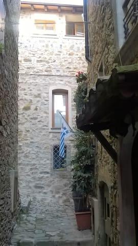 Casa in Pietra risalente al XVI secolo.