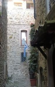 Casa in Pietra risalente al XVI secolo. - Seborga
