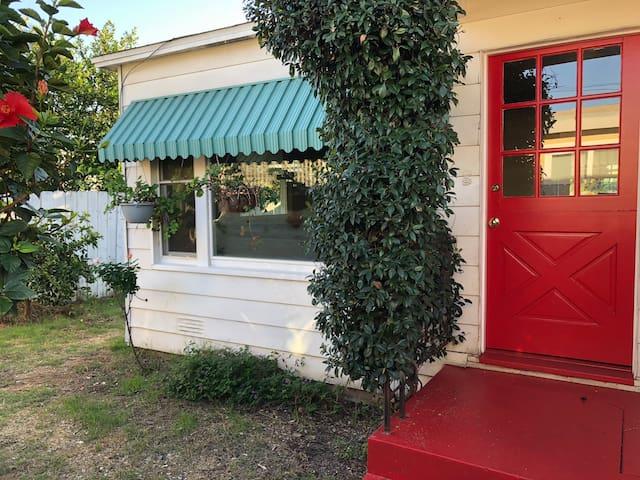 Charming little house at Coronado Island.