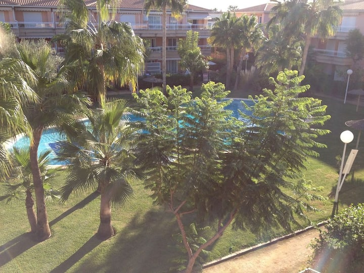 Apartement/Flat La Senia Residence