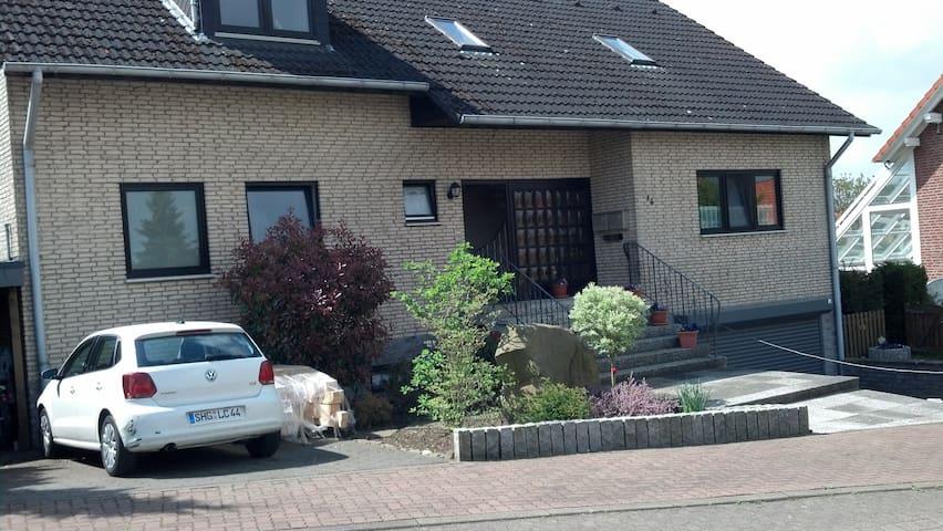 Apartment zu vermieten - Heuerßen - Huis