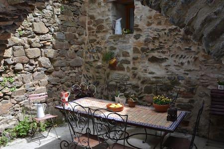 Gîte Dame Guenièvre - Palairac - Haus
