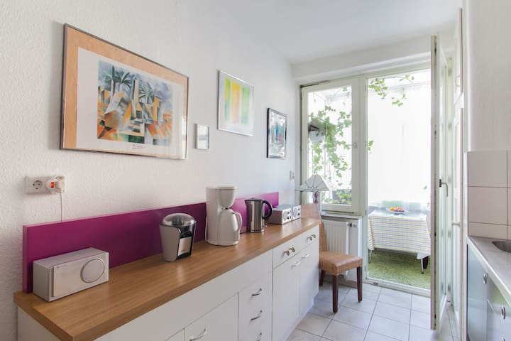 City, geflegtes Zimmer  Wi-Fi  TV - Hannover - Pis