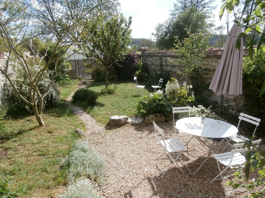 Maison printemps pour 6 avec jardin giverny houses for for Jardin giverny