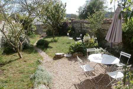 Maison Printemps pour 6 avec jardin à Giverny - Giverny - Haus