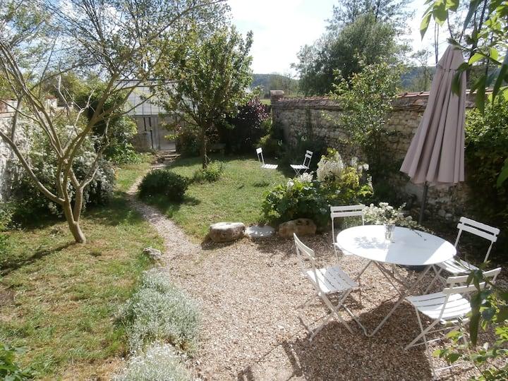 Maison Printemps pour 6 avec jardin à Giverny