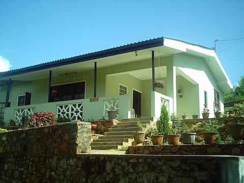 Beautiful location, hospitable host