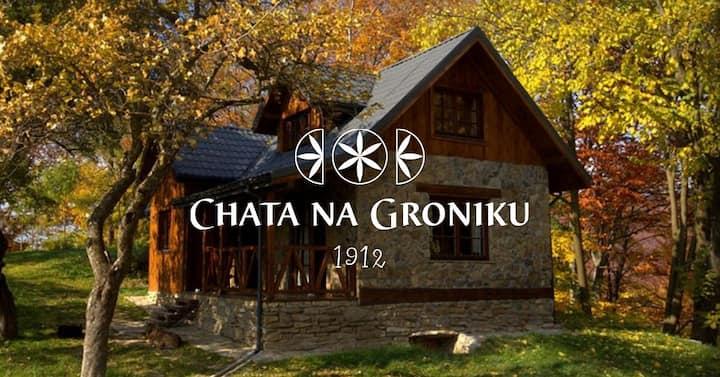 Chata na Groniku - komfort blisko natury.
