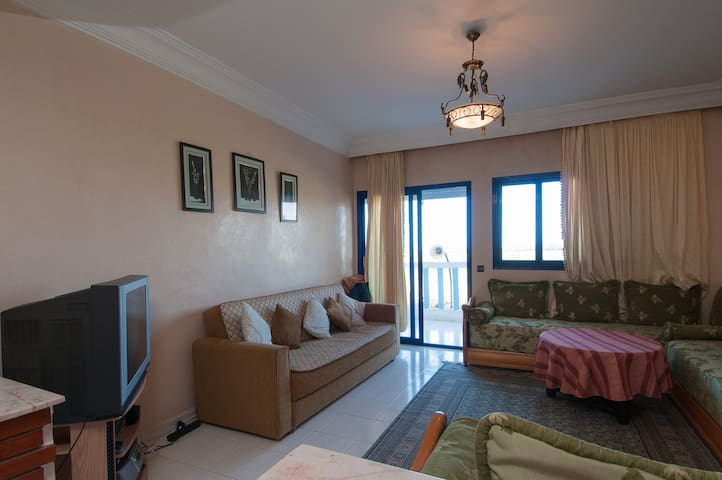 Flat in beauty beach - Ben Slimane - Byt