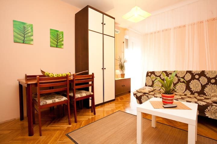 BEAUTIFUL SMALL FLAT IN THE SKY - รีเยกา