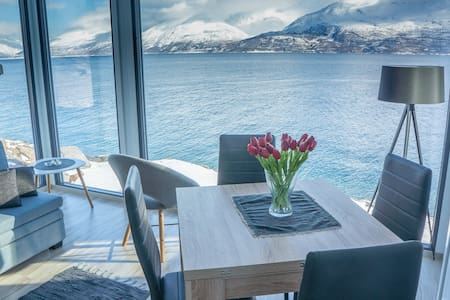 Aurora Fjord Mini Cabins - with Stunning Views