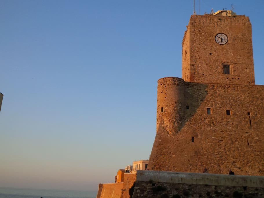 Termoli old city