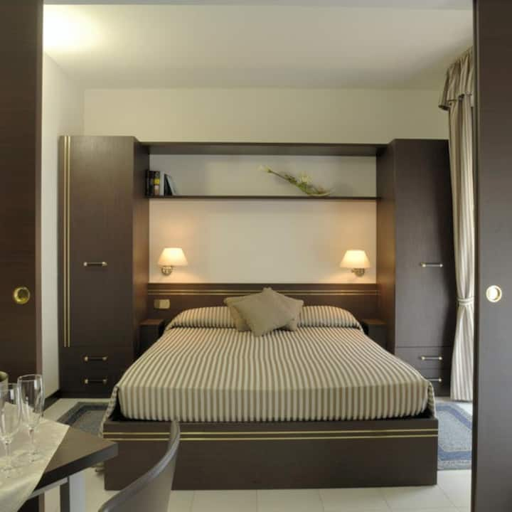 Two-room apartment in Village-4