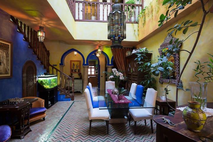 Virtud Terrace. 4 bedrooms, 3 bathrooms, terrace - Sevilla - House