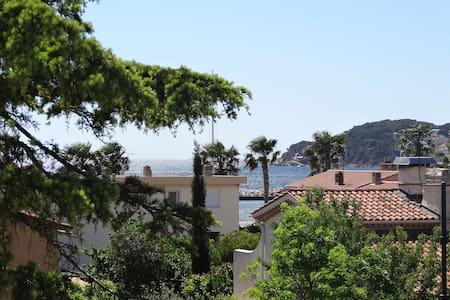 2 rooms near beach & Sanary center - Six-Fours-les-Plages