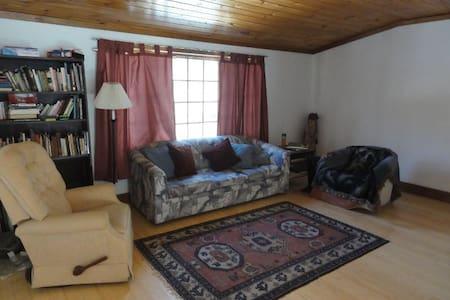 Cozy Catskill Mountains house   - Phoenicia - Dům