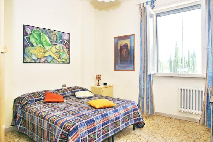 Quiet, Sunny apartment in Florence