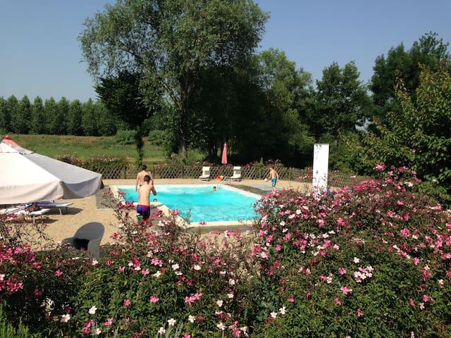 oasi di pace... nel Monferrato - Valenza - Appartement
