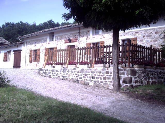 Maison de campagne - Кастельно-де-Монмираль - Дом