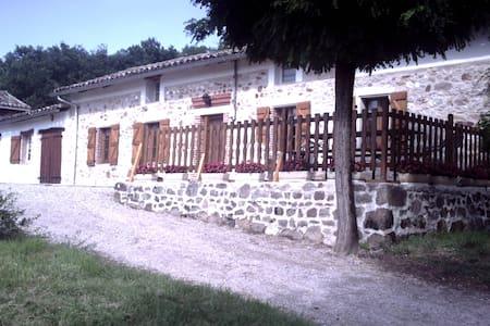 Maison de campagne - 卡斯泰爾諾德蒙特米拉(Castelnau-de-Montmiral)