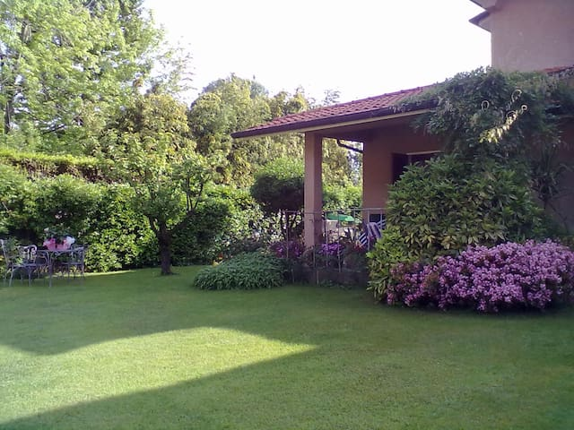 villa al mare con giardino - Pietrasanta - Villa