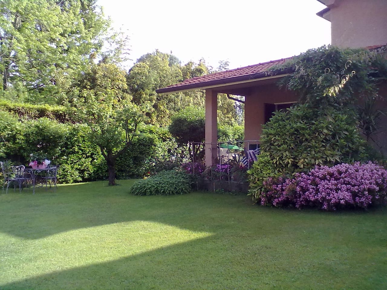 un giardino incantato