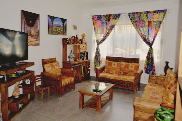 Comfortable Apartment 3 Bedrooms