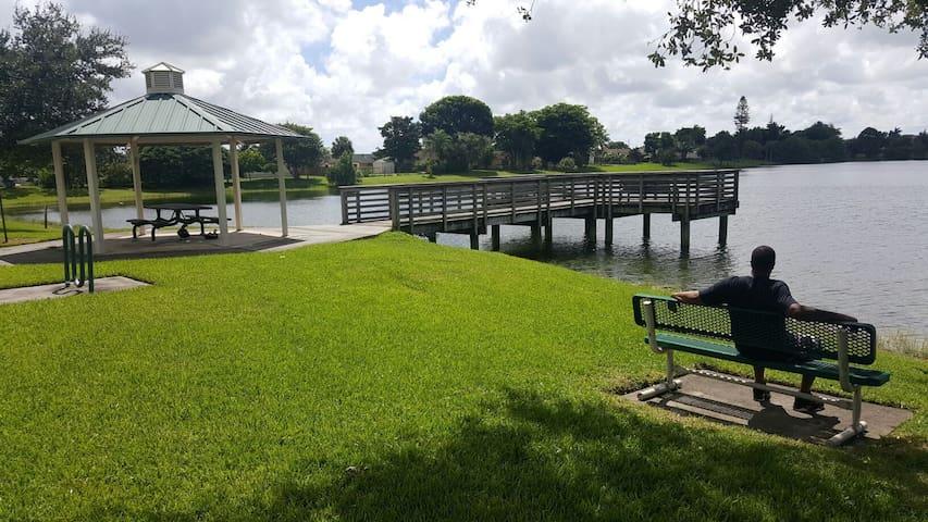 Grandview House - Royal Palm Beach - Haus