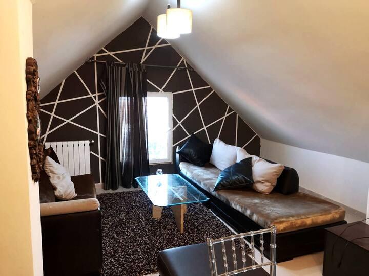 Appartement calme et confortable