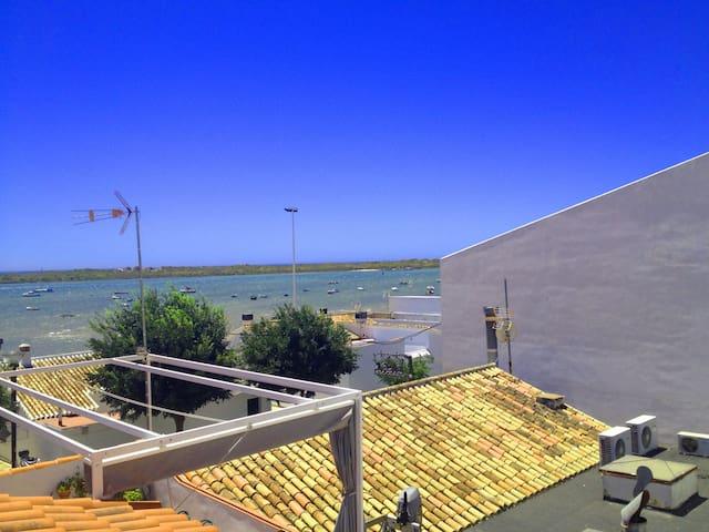Apartamento con vistas al mar - El Rompido - Apartemen
