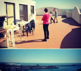 Beachside Apartment w/ Great View! - Peniche