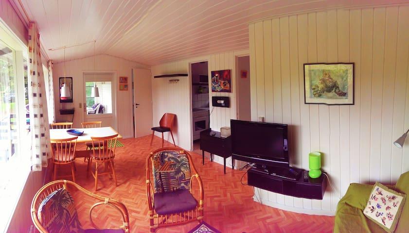 Hyggelig sommerhus i Allinge til 4 personer. - Allinge