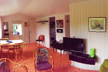 Hyggelig sommerhus i Allinge til 4 personer. - Allinge - Бунгало
