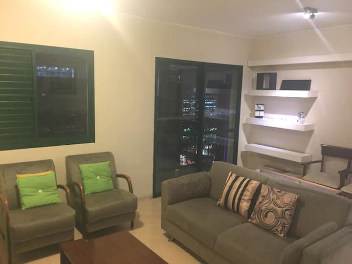 Apartamento  Alphaville com Vista Panorâmica