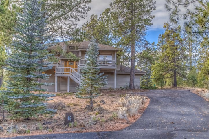 Sunriver - Sleeps 10 8 Sharc Passes- 6 Sumac Lane - Sunriver - Casa