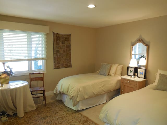 Gorgeous room with private bath close to Stanford - Palo Alto