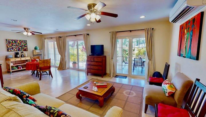 Enjoy a cozy, luxuary Studio in the Caribbean