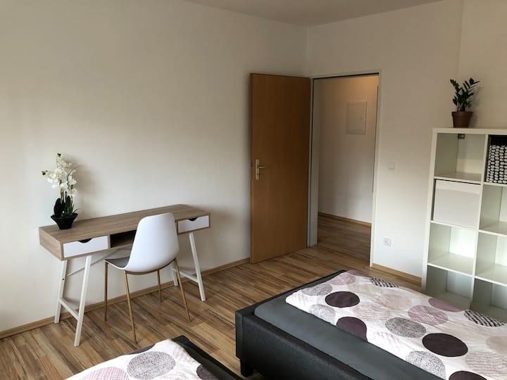 Gemütliche 2,5 Zimmerwohnung zum wohlfühlen