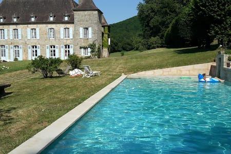 gite rural de charme - Le Bourg - Rumah
