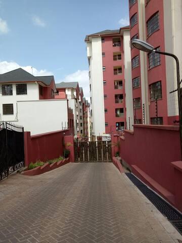 Urban Luxury Apartment