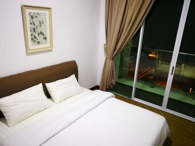 Room 1 with sea view