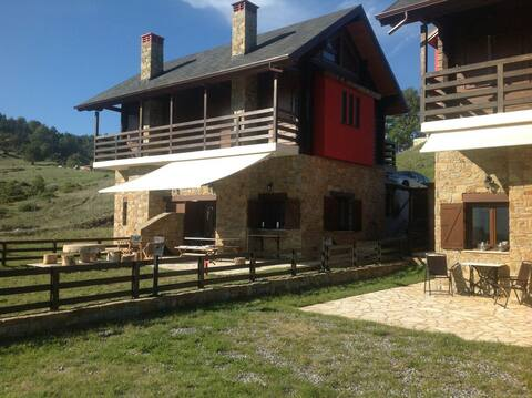 Perfect home for mountain activities in Pindos