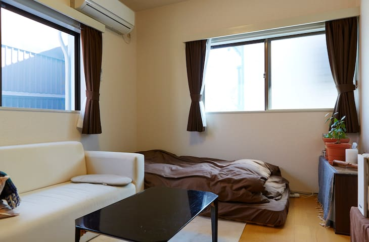 Share Room Near Shinjuku, Shibuya. - Setagaya-ku - Apartment