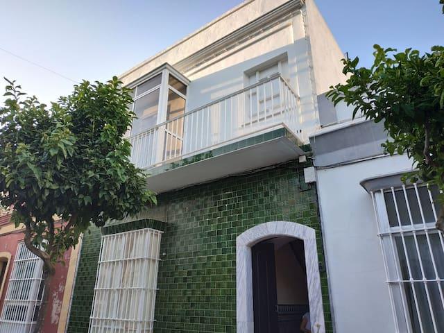 Casa renovada en centro de San Fernando