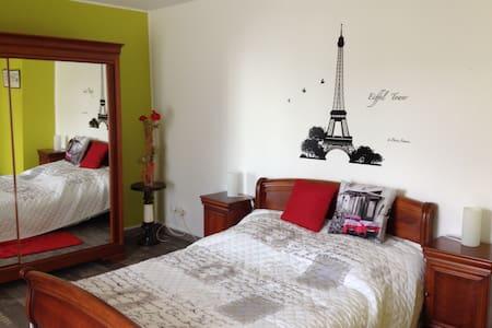 Maison cosy sur l'axe Lille - Paris - Izel-lès-Équerchin - Дом